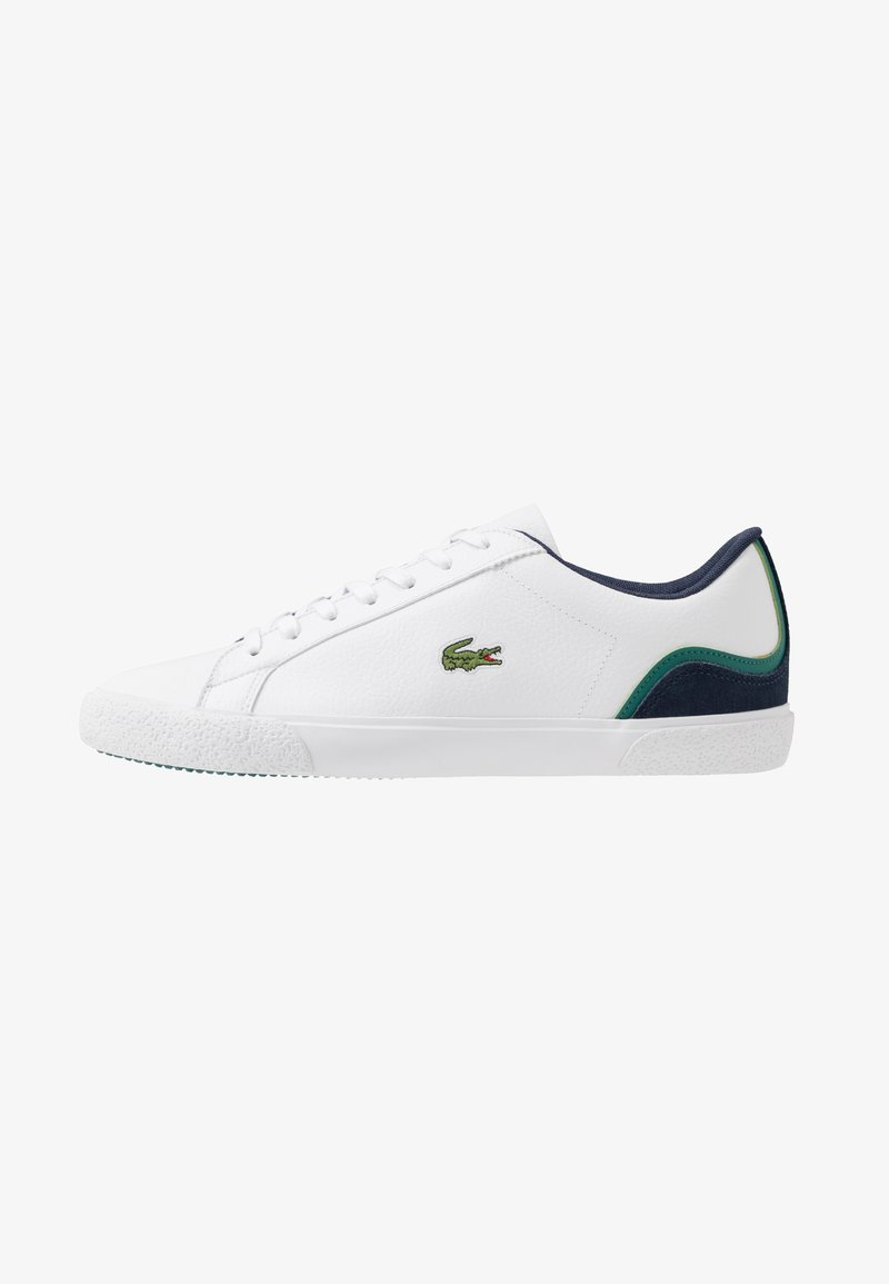 Lacoste - LEROND - Sneakers laag - white/navy