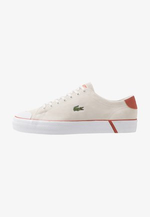 GRIPSHOT - Sneakers basse - white/orange