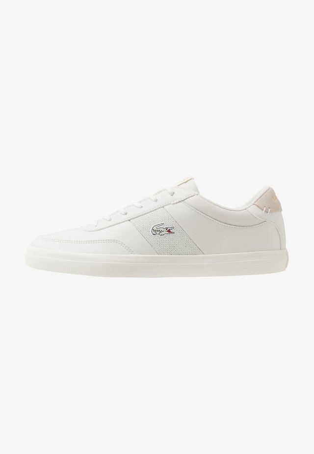 COURT MASTER - Sneaker low - white/offwhite