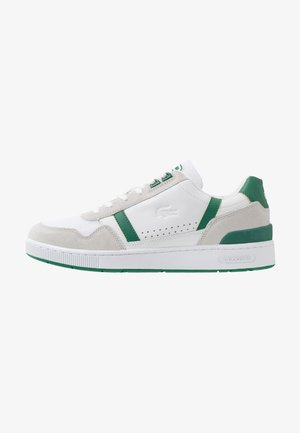 T-CLIP - Sneakers - white/green