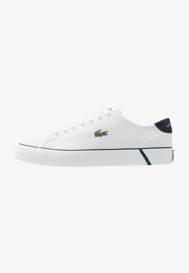 Lacoste - GRIPSHOT - Sneakers laag - white/navy
