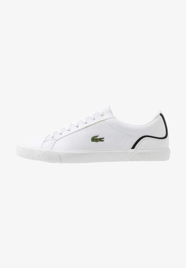 LEROND - Sneaker low - white/black