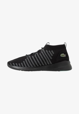 FIT FLEX - Zapatillas - black/light green