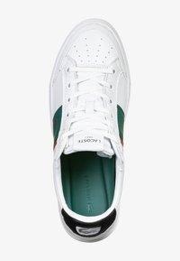 Lacoste - Sneakers basse - wht/grn - 1