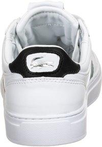 Lacoste - Sneakers basse - wht/grn - 3