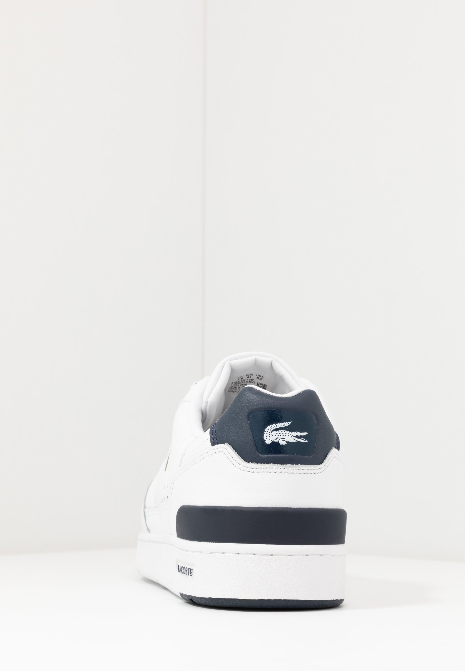 T CLIP Sneakers whitenavy
