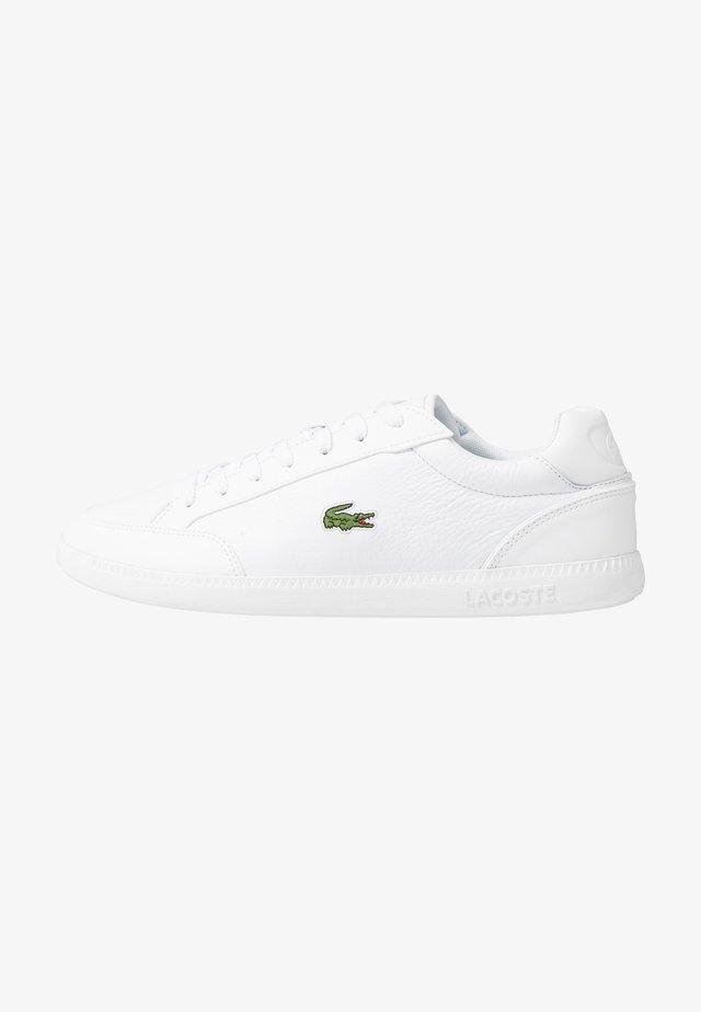 GRADUATECAP - Sneakers laag - white