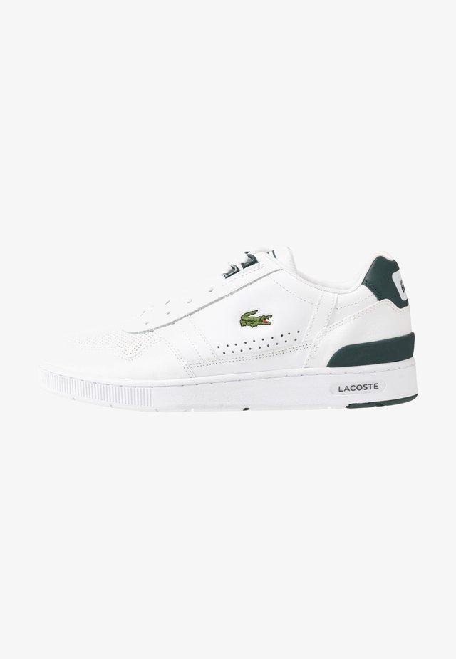 T-CLIP - Trainers - white/dark green