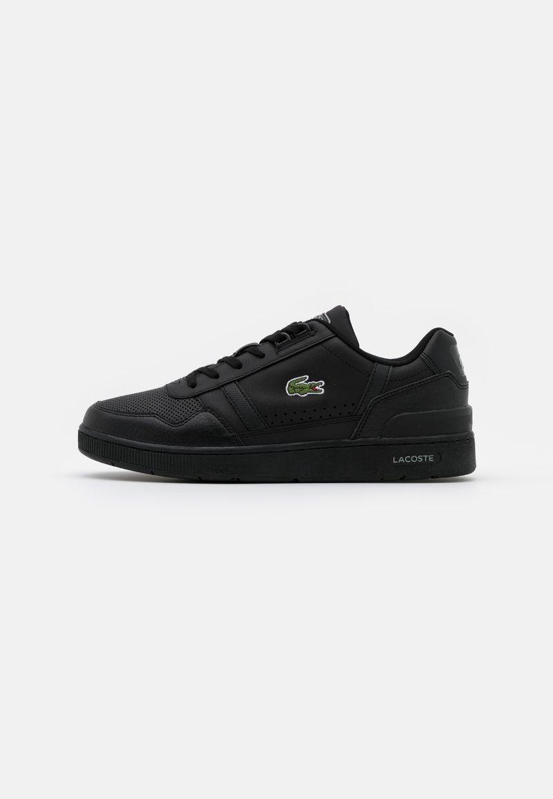 Lacoste - T-CLIP - Sneakersy niskie - black