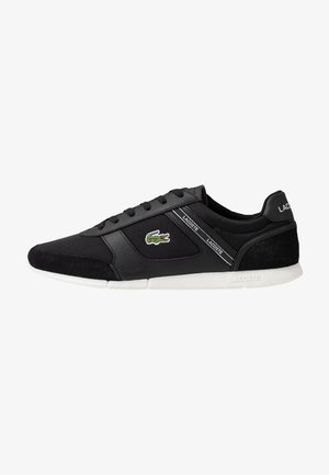 MENERVA SPORT - Sneakers - black/white