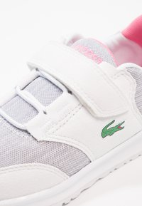 Lacoste - L.IGHT - Trainers - white/pink - 5