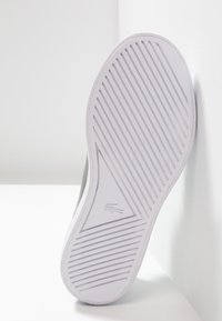 Lacoste - LEROND - Trainers - silver/white - 5