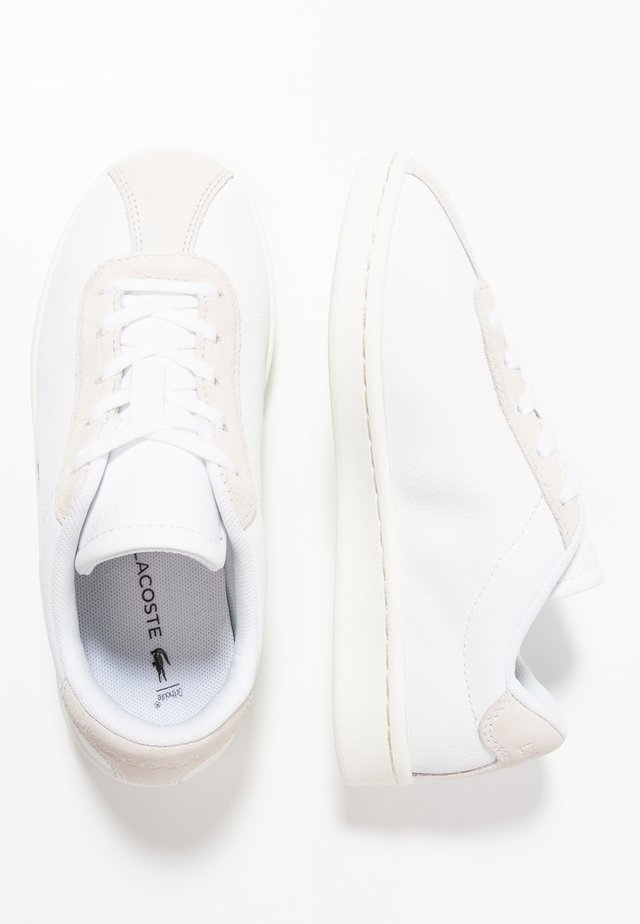 MASTERS - Sneakers - white/offwhite