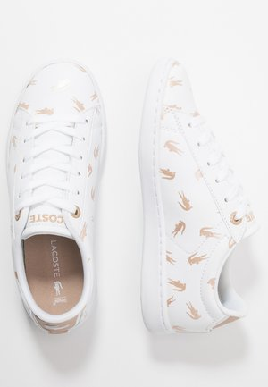 CARNABY EVO - Sneakers laag - white/gold