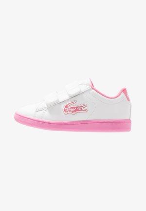 CARNABY EVO - Sneakersy niskie - white/pink
