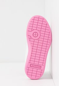 Lacoste - CARNABY EVO - Tenisky - white/pink - 5