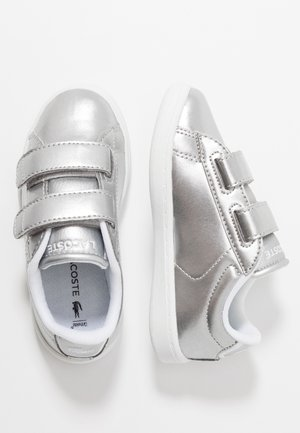 CARNABY EVO STRAP - Sneakers laag - silver/white