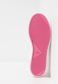 Lacoste - LEROND - Trainers - white/pink - 4