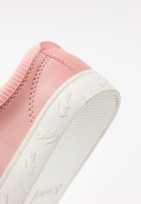 Lacoste - STRAIGHTSET  - Sneakers laag - pink/offwhite - 2