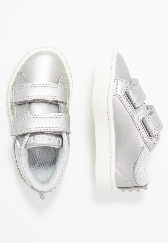 Sneakers - silver/offwhite