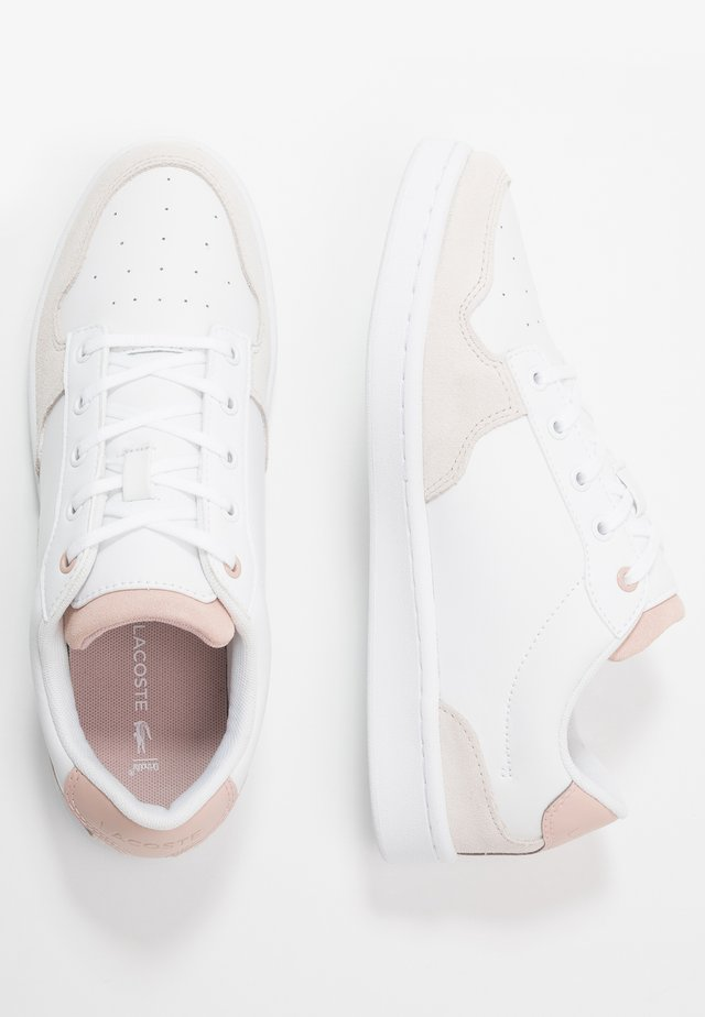MASTERS CUP 120 - Sneakers laag - white/natural