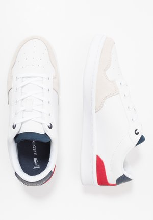 MASTERS CUP 120 - Sneaker low - white/navy/red