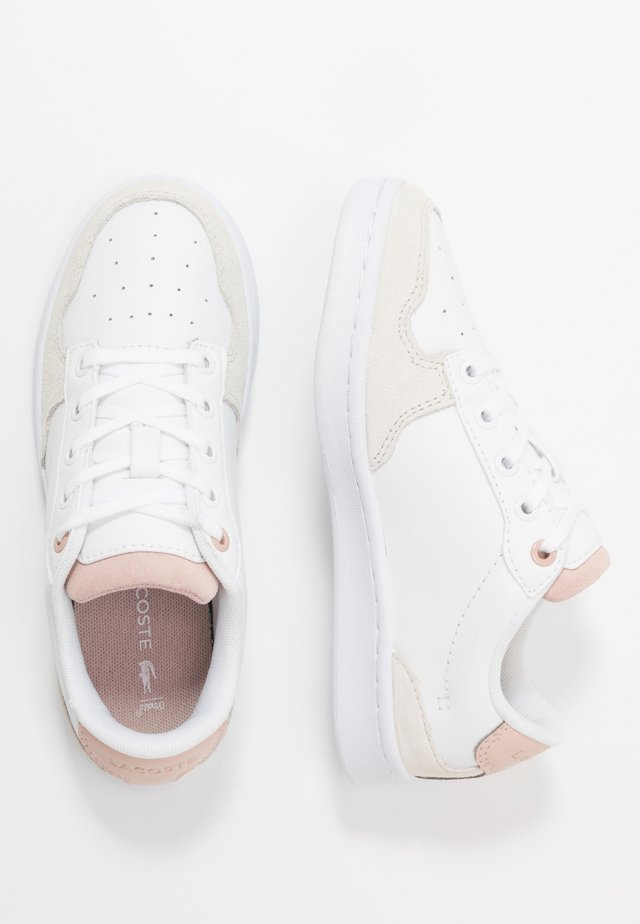 MASTERS CUP 120 - Sneaker low - white/natur