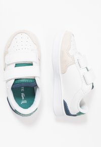 Lacoste - MASTERS CUP 120 - Trainers - white/green - 0