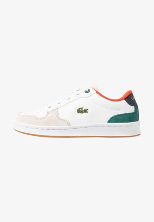 MASTERS CUP - Sneakers - white/green