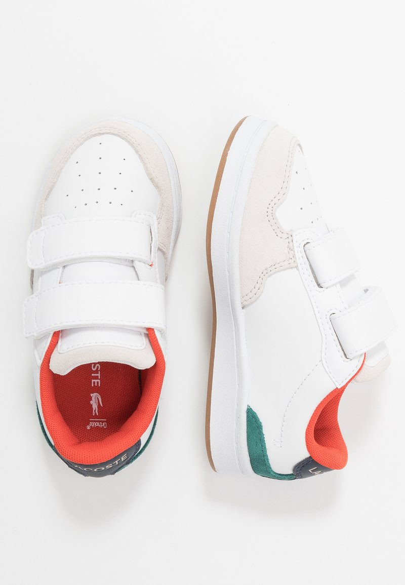 Lacoste - MASTERS CUP 120 - Trainers - white/green