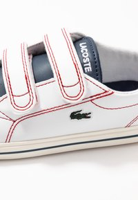 Lacoste - RIBERAC  - Trainers - white/navy/red - 2