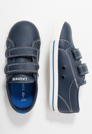 RIBERAC  - Sneakersy niskie - navy/offwhite