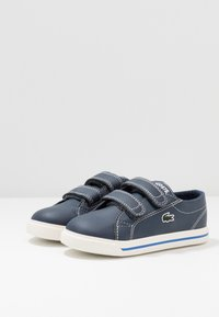 Lacoste - RIBERAC  - Trainers - navy/offwhite - 3