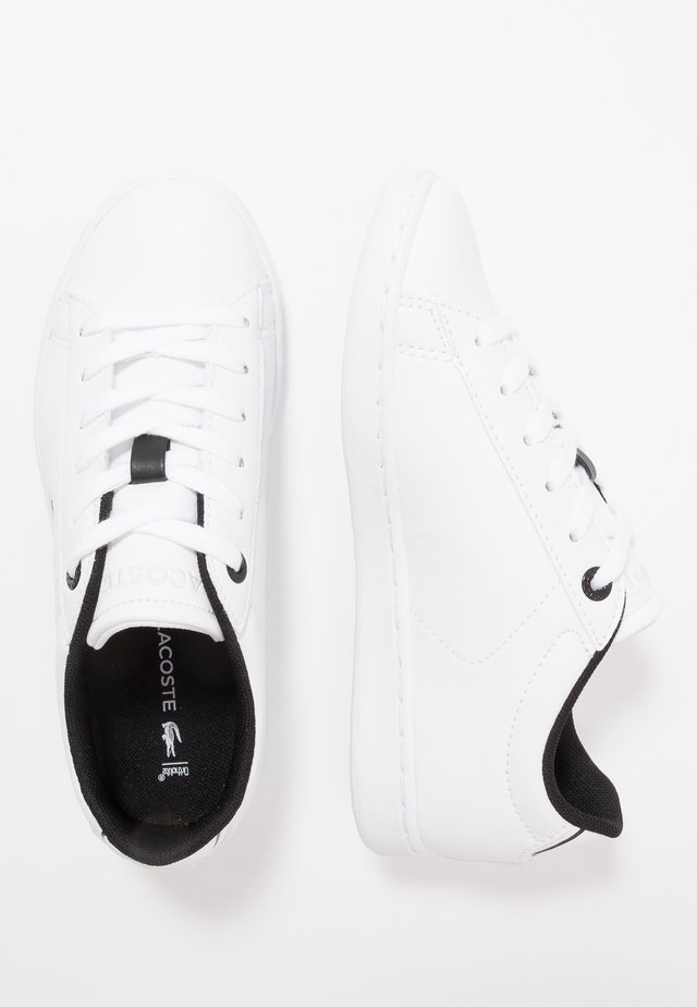 CARNABY EVO - Sneakers laag - white/black