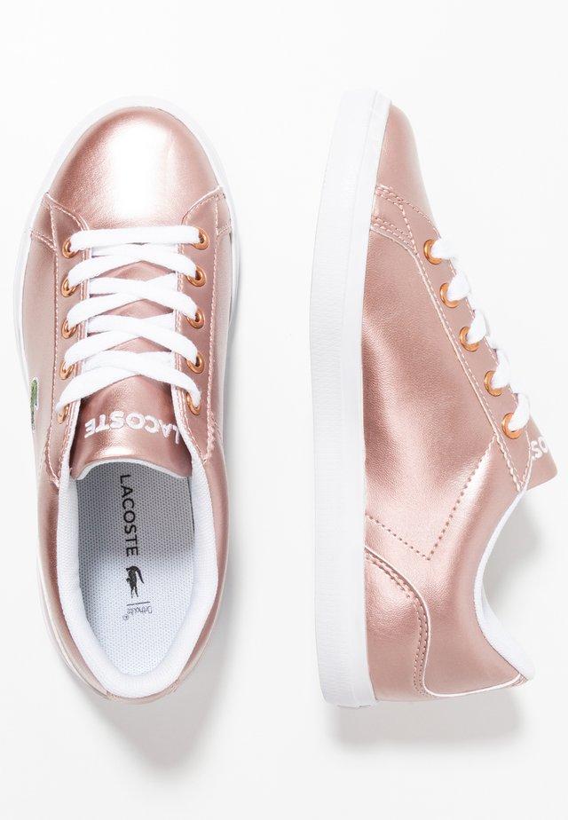 LEROND - Babyschoenen - pink/white