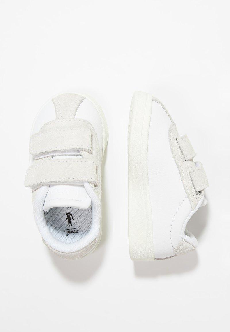 Lacoste - MASTERS 119 - Scarpe primi passi - white/off white