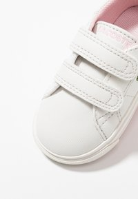 Lacoste - RIBERAC - Trainers - offwhite/light pink - 2