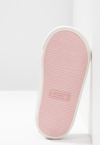 Lacoste - RIBERAC - Trainers - offwhite/light pink - 5