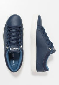 Lacoste - STRAIGHTSET - Trainers - navy/blue - 0