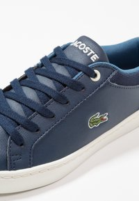 Lacoste - STRAIGHTSET - Trainers - navy/blue - 2