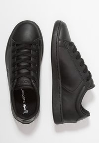 Lacoste - CARNABY EVO - Trainers - black - 0