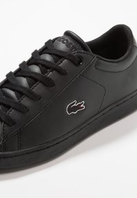 Lacoste - CARNABY EVO - Trainers - black - 2