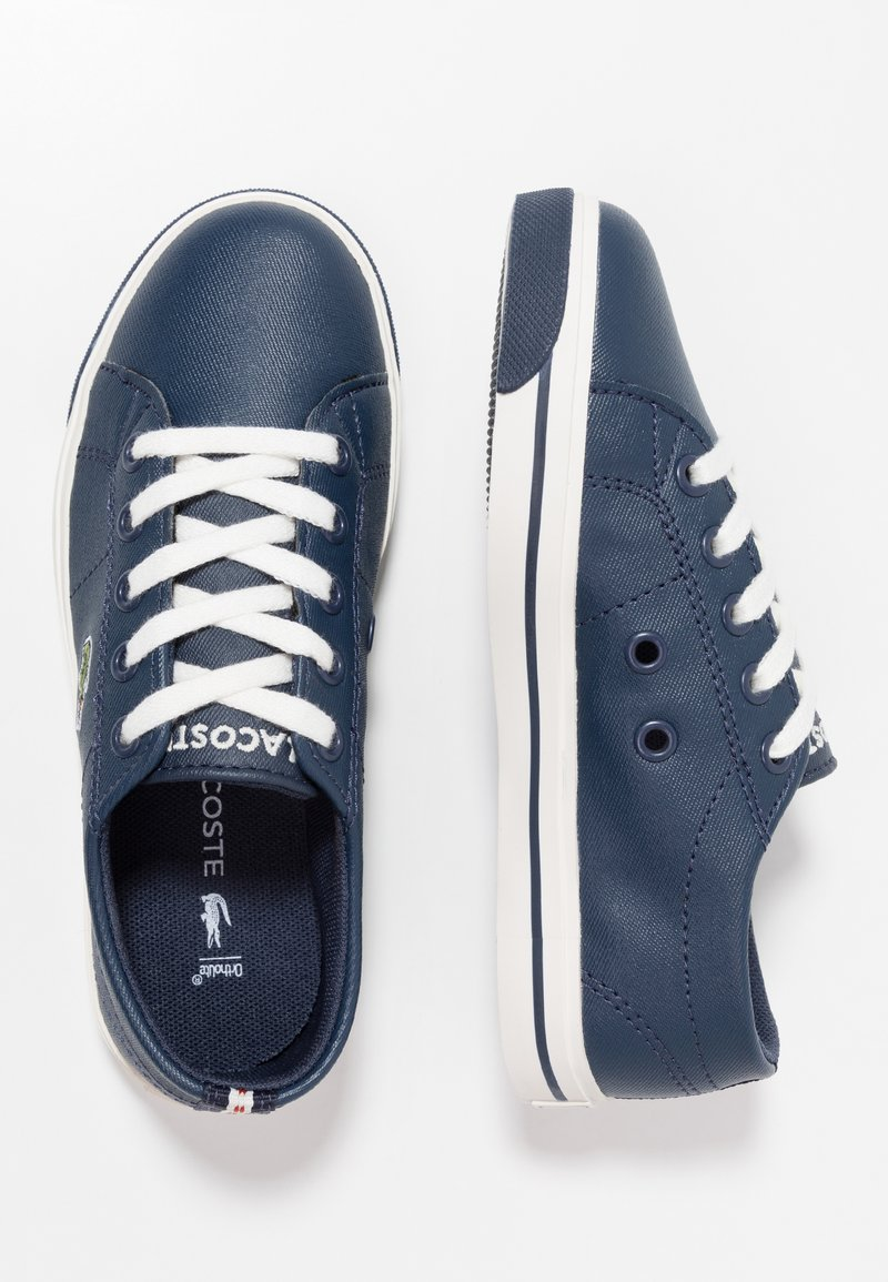 Lacoste - RIBERAC - Sneakers basse - navy/off white