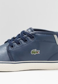 Lacoste - AMPTHILL - High-top trainers - navy/grey - 2