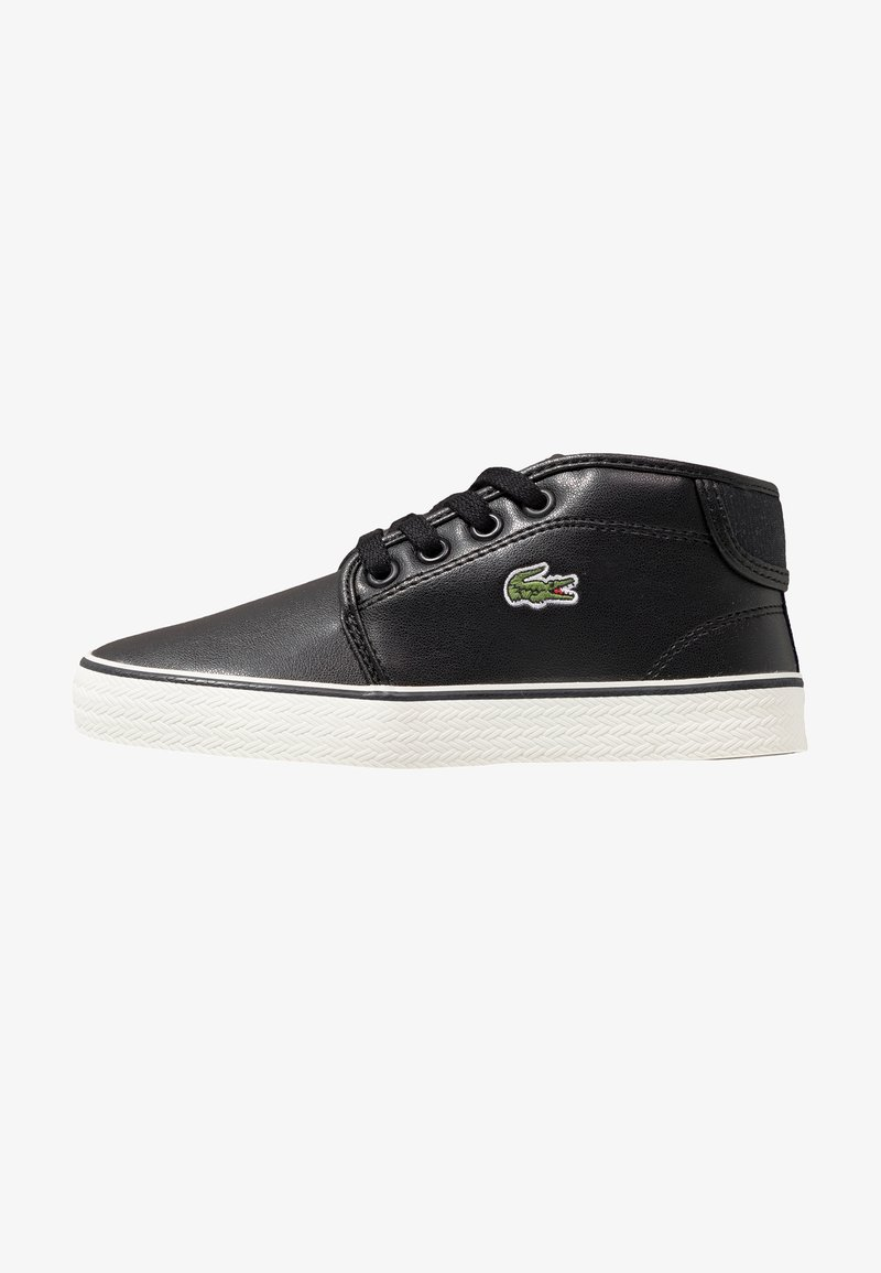 Lacoste - AMPTHILL - Sneakers high - black/offwhite