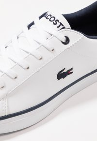 Lacoste - LEROND  - Trainers - white/navy - 2