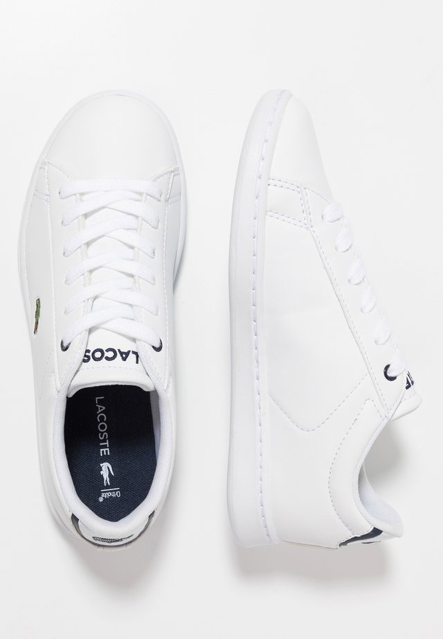 CARNABY EVO - Sneakers laag - white/navy
