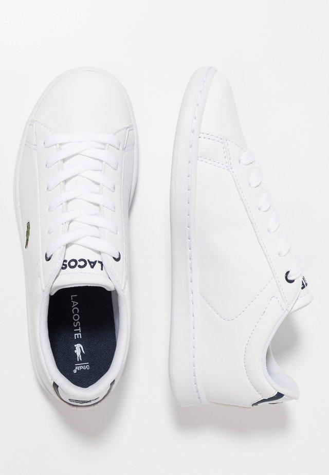 CARNABY EVO - Sneaker low - white/navy