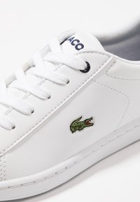 Lacoste - CARNABY EVO - Trainers - white/navy - 2