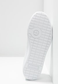 Lacoste - CARNABY EVO - Sneakers basse - white/navy - 4